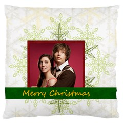 Xmas By Joely   Standard Flano Cushion Case (two Sides)   Lpwdkmgh09eu   Www Artscow Com Front