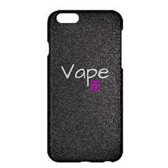 Vape Life  Apple Iphone 6 Plus Hardshell Case by OCDesignss