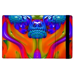 Lava Creature Apple Ipad 3/4 Flip Case by icarusismartdesigns