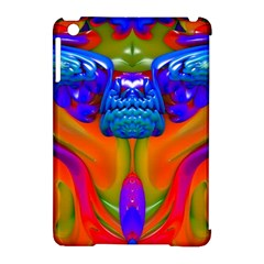 Lava Creature Apple Ipad Mini Hardshell Case (compatible With Smart Cover) by icarusismartdesigns