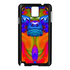 Lava Creature Samsung Galaxy Note 3 N9005 Case (black) by icarusismartdesigns
