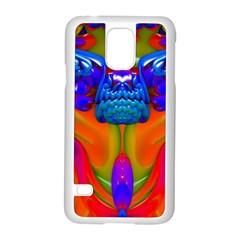 Lava Creature Samsung Galaxy S5 Case (white) by icarusismartdesigns