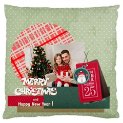 Xmas By Xmas4   Standard Flano Cushion Case (two Sides)   9glq79sj3sjs   Www Artscow Com Back