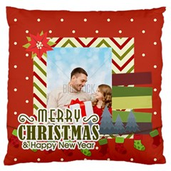 Xmas By Xmas4   Standard Flano Cushion Case (two Sides)   Qa8zv38wj0hq   Www Artscow Com Back