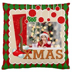 Xmas By Xmas4   Standard Flano Cushion Case (two Sides)   Cq5mmw2smf6g   Www Artscow Com Front