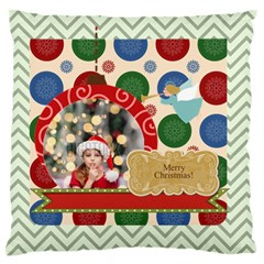 Xmas By Xmas4   Standard Flano Cushion Case (two Sides)   R2prew73jxy5   Www Artscow Com Front