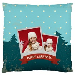 Xmas By Xmas   Large Flano Cushion Case (two Sides)   Oek4l4g47sgf   Www Artscow Com Back