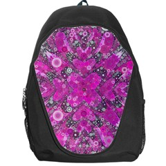 Dazzling Hot Pink Backpack Bag by OCDesignss