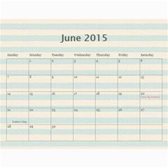 4 Dragon Calendar By Alice Lam   Wall Calendar 11  X 8 5  (18 Months)   4v8tryyrnwsf   Www Artscow Com Jun 2015