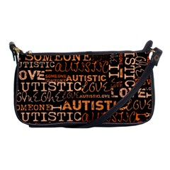 I Love Someone Autistic  Evening Bag by OCDesignss