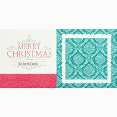 Christmas Sentiments 4x8 Card No  1 By One Of A Kind Design Studio   4  X 8  Photo Cards   Bcqkb85qg3m9   Www Artscow Com 8 x4 Photo Card - 2