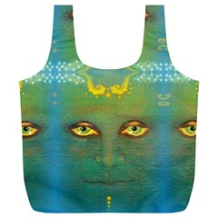 Tote By Judith Pizzamiglio   Full Print Recycle Bag (xl)   X3oxpwtwa4e4   Www Artscow Com Front