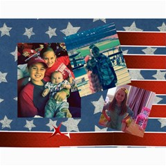 Pam Calendar By Stacey Mulvaney   Wall Calendar 11  X 8 5  (12 Months)   385g9co2d6aj   Www Artscow Com Month