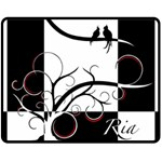 ria_blanket - Fleece Blanket (Medium)