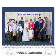 2015 Stauffer Calendar By Getthecamera   Wall Calendar 11  X 8 5  (12 Months)   8snwpr4zmj4j   Www Artscow Com Cover