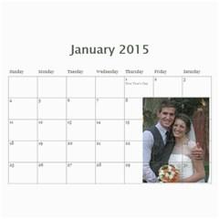 2015 Stauffer Calendar By Getthecamera   Wall Calendar 11  X 8 5  (12 Months)   8snwpr4zmj4j   Www Artscow Com Jan 2015
