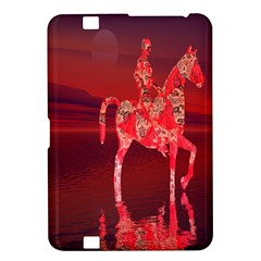 Riding At Dusk Kindle Fire Hd 8 9  Hardshell Case by icarusismartdesigns