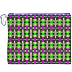 Pattern Canvas Cosmetic Bag (xxxl) by Siebenhuehner