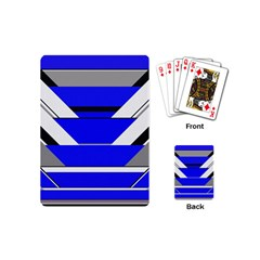 Pattern Playing Cards (mini) by Siebenhuehner