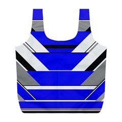 Pattern Reusable Bag (l) by Siebenhuehner