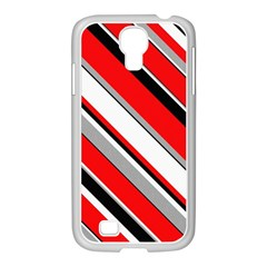Pattern Samsung Galaxy S4 I9500/ I9505 Case (white) by Siebenhuehner