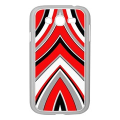 Pattern Samsung Galaxy Grand Duos I9082 Case (white) by Siebenhuehner