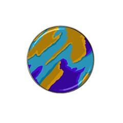 Pattern Golf Ball Marker (for Hat Clip) by Siebenhuehner
