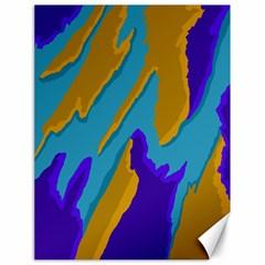 Pattern Canvas 18  X 24  (unframed) by Siebenhuehner