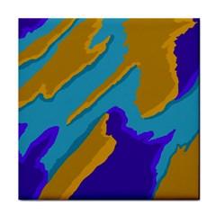 Pattern Face Towel by Siebenhuehner