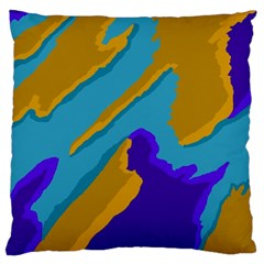 Pattern Large Cushion Case (two Sided)  by Siebenhuehner