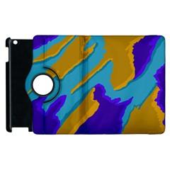 Pattern Apple Ipad 3/4 Flip 360 Case by Siebenhuehner