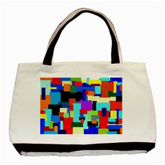Pattern Classic Tote Bag by Siebenhuehner