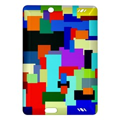 Pattern Kindle Fire Hd (2013) Hardshell Case by Siebenhuehner