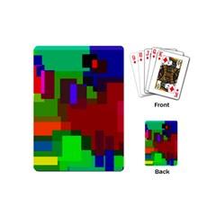 Pattern Playing Cards (mini) by Siebenhuehner