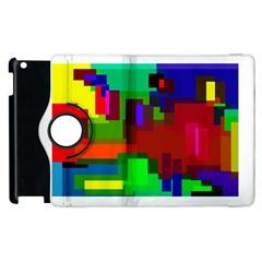 Pattern Apple Ipad 2 Flip 360 Case by Siebenhuehner