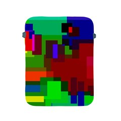 Pattern Apple Ipad Protective Sleeve by Siebenhuehner
