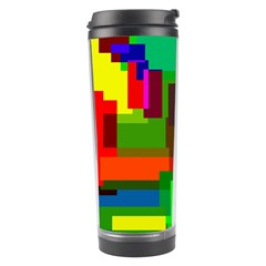 Pattern Travel Tumbler by Siebenhuehner