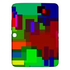 Pattern Samsung Galaxy Tab 3 (10 1 ) P5200 Hardshell Case  by Siebenhuehner