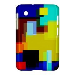 Pattern Samsung Galaxy Tab 2 (7 ) P3100 Hardshell Case  by Siebenhuehner