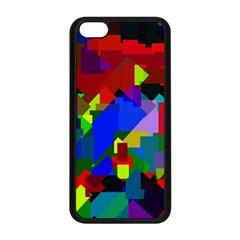 Pattern Apple Iphone 5c Seamless Case (black) by Siebenhuehner