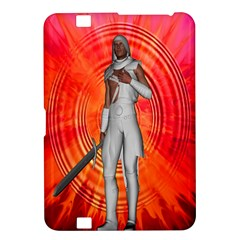 White Knight Kindle Fire Hd 8 9  Hardshell Case by icarusismartdesigns