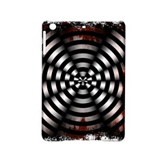 Zombie Apocalypse Warning Sign Apple iPad Mini 2 Hardshell Case by StuffOrSomething