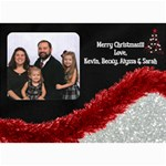xmas 2014 - 5  x 7  Photo Cards