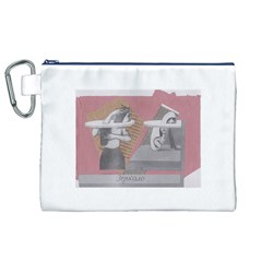Marushka Canvas Cosmetic Bag (xl) by KnutVanBrijs