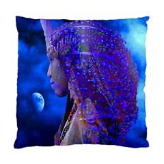 Moon Shadow Cushion Case (single Sided)  by icarusismartdesigns