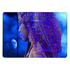 Moon Shadow Samsung Galaxy Tab 10 1  P7500 Flip Case by icarusismartdesigns
