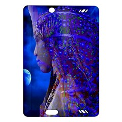 Moon Shadow Kindle Fire Hd (2013) Hardshell Case by icarusismartdesigns