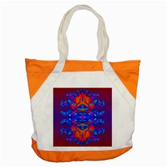 Abstract Reflections Accent Tote Bag by icarusismartdesigns
