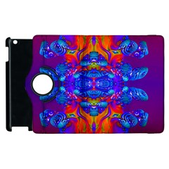 Abstract Reflections Apple Ipad 2 Flip 360 Case by icarusismartdesigns
