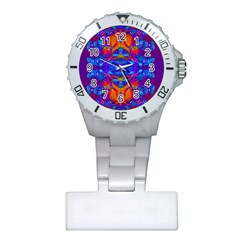 Abstract Reflections Nurses Watch by icarusismartdesigns